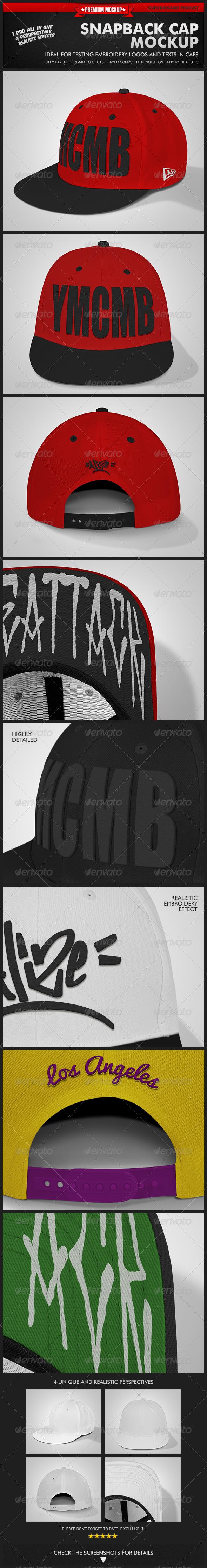 Graphicriver   Snapback Cap Mockup Free Download free download Graphicriver   Snapback Cap Mockup Free Download nulled Graphicriver   Snapback Cap Mockup Free Download