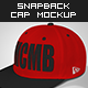 Snapback Cap Mockup - GraphicRiver Item for Sale