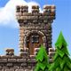 Castle Platform Game Tiles & Sprites - GraphicRiver Item for Sale