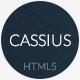 Cassius - Modern & Flat Multi-Purpose Template - ThemeForest Item for Sale