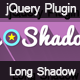 Long Shadow jQuery Plugin - CodeCanyon Item for Sale