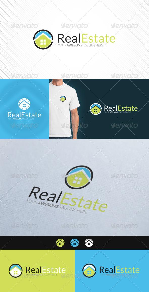 Real Estate Logo #2