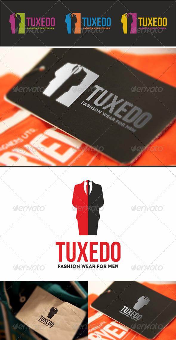 Tuxedo - Men Fashion Wear Logo