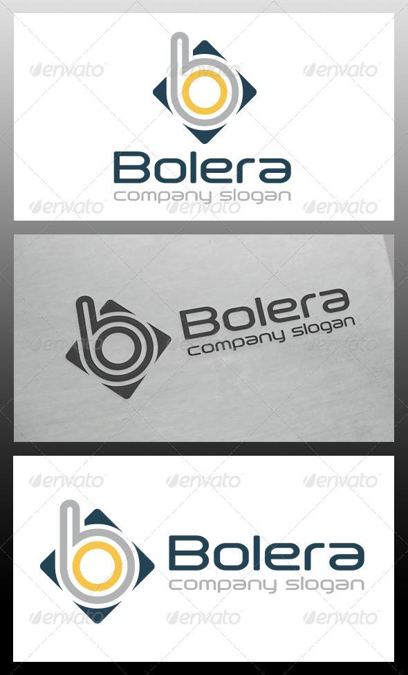 Bolera Letter B Logo Template