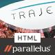 Traject - HTML Portfolio and Business Site - ThemeForest Item for Sale