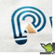 Logo Pencilket Template - GraphicRiver Item for Sale