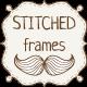 Set of Stitched Frames - GraphicRiver Item for Sale
