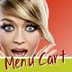 Menu Cart - GraphicRiver Item for Sale