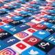 Social Media Blocks Background - Version 7 - VideoHive Item for Sale