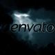 Cinematic Dark Sky Logo Opener - VideoHive Item for Sale