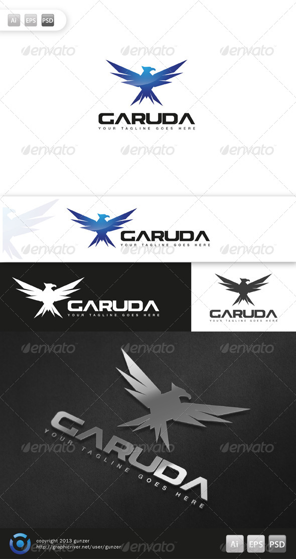 Garuda Graphics Designs Templates From Graphicriver