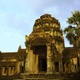 Entrance to the Main Temple Building at Angkor Wat in Siem Reap, Cambodia - VideoHive Item for Sale