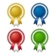 Colored Rosettes - GraphicRiver Item for Sale