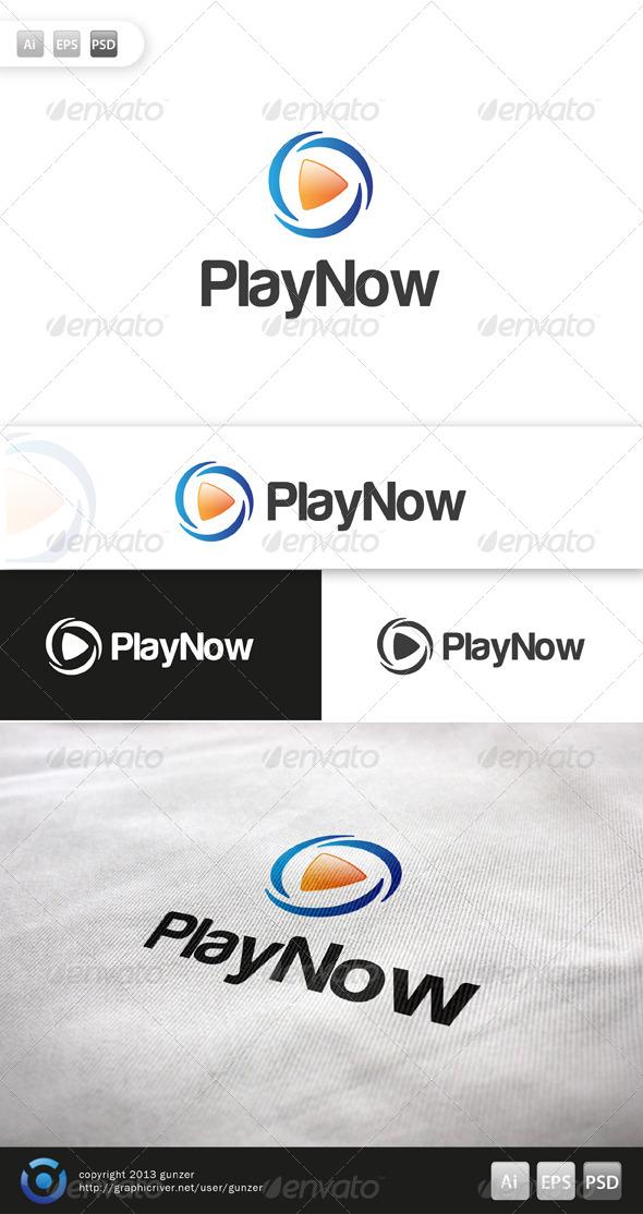 Play Now Logo