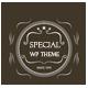 Special - Responsive WordPress Theme - ThemeForest Item for Sale