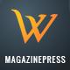 MagazinePress - WordPress Magazine Theme - ThemeForest Item for Sale