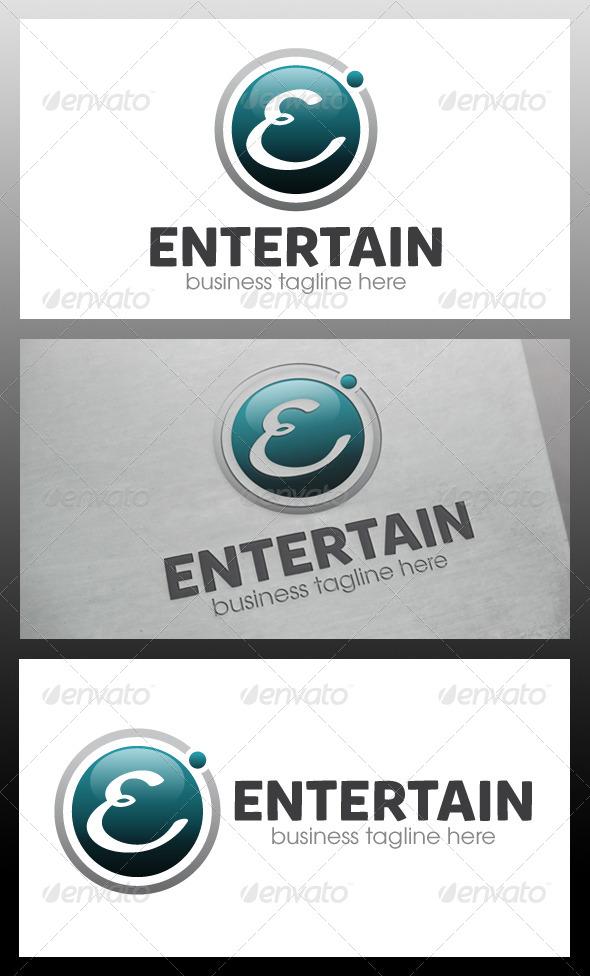 Entertainment Logo Template