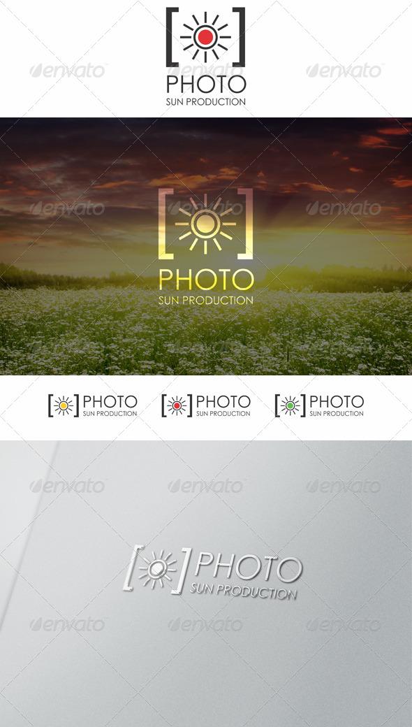 Sun Photo Logo