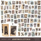 Anonymous Letter(s) - upper cases - GraphicRiver Item for Sale