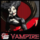 Vampire Customizable Halloween Illustration - GraphicRiver Item for Sale
