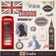 London Design Elements - GraphicRiver Item for Sale