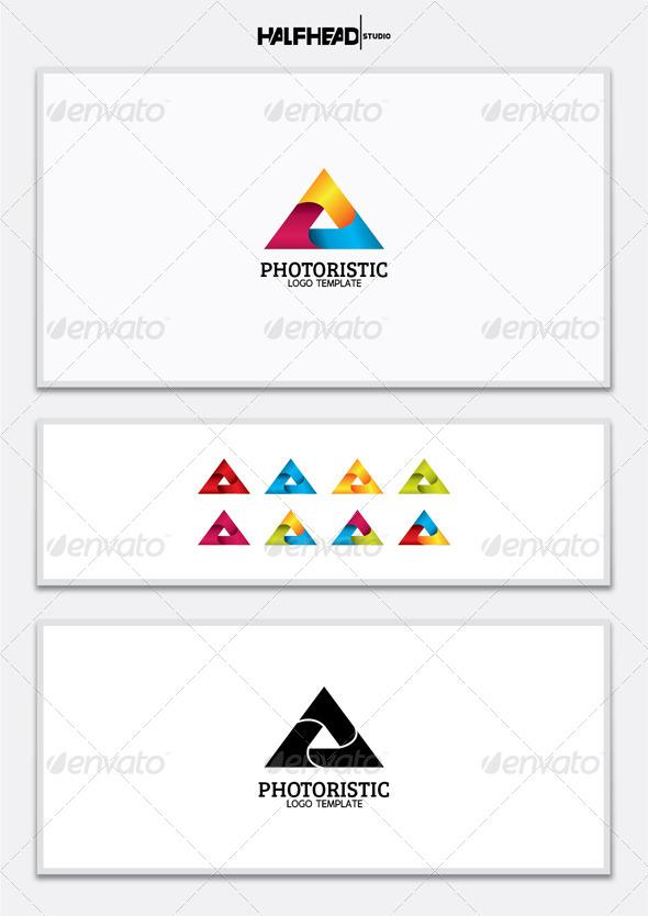 Photoristic Logo Template