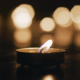 Blowing Out Lit Candle - VideoHive Item for Sale