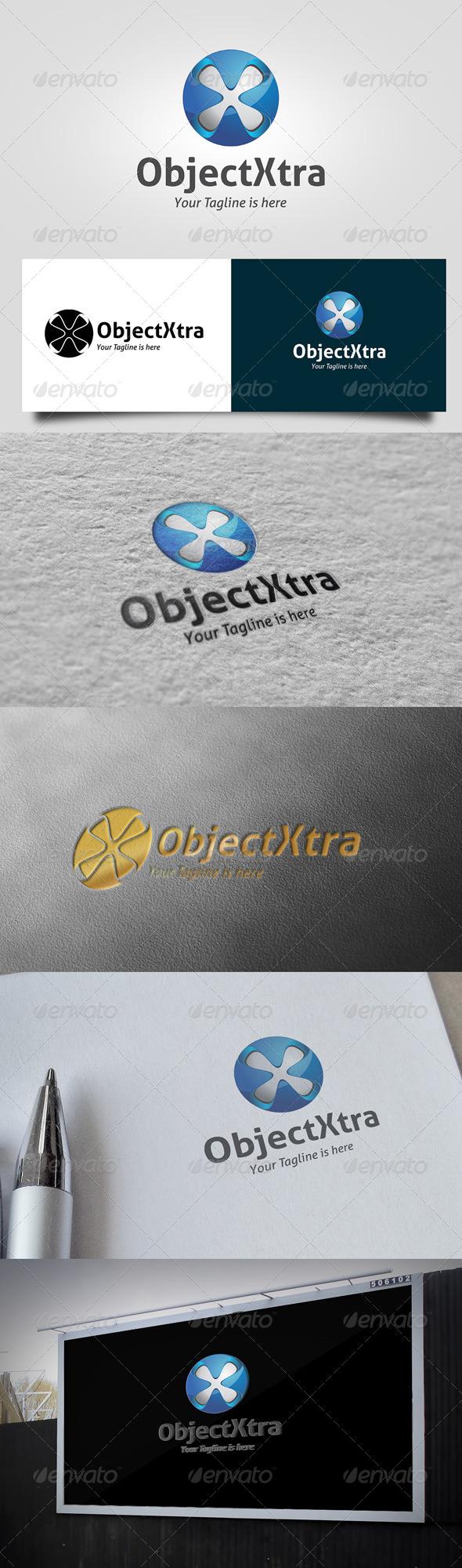 Object Xtra logo