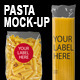 Pasta Mock-Up, Real Photo - GraphicRiver Item for Sale