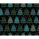 Background Christmas Trees - GraphicRiver Item for Sale