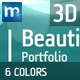 Beautiful Creative Portfolio - 3D Carousel - ThemeForest Item for Sale