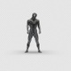 Sci-fi Man with Dancing Thriller 1 - VideoHive Item for Sale