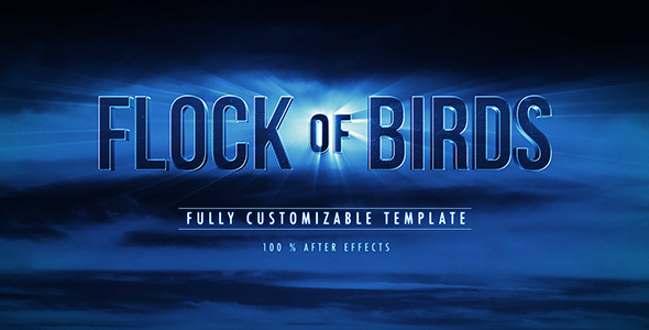 Bird After Effects Templates from VideoHive