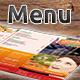 Restaurant Menu Print Template - GraphicRiver Item for Sale