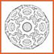 3D Gear Contour Line Animation - VideoHive Item for Sale