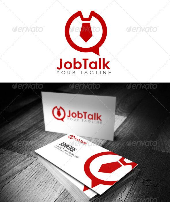 Job Talk Logo