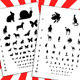 Visual Eye Charts with Animals for Kids - GraphicRiver Item for Sale