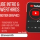 Youtube Intro and Lowerthird (4K) - VideoHive Item for Sale