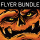 Halloween Flyer Bundle - 3 Flyers - GraphicRiver Item for Sale