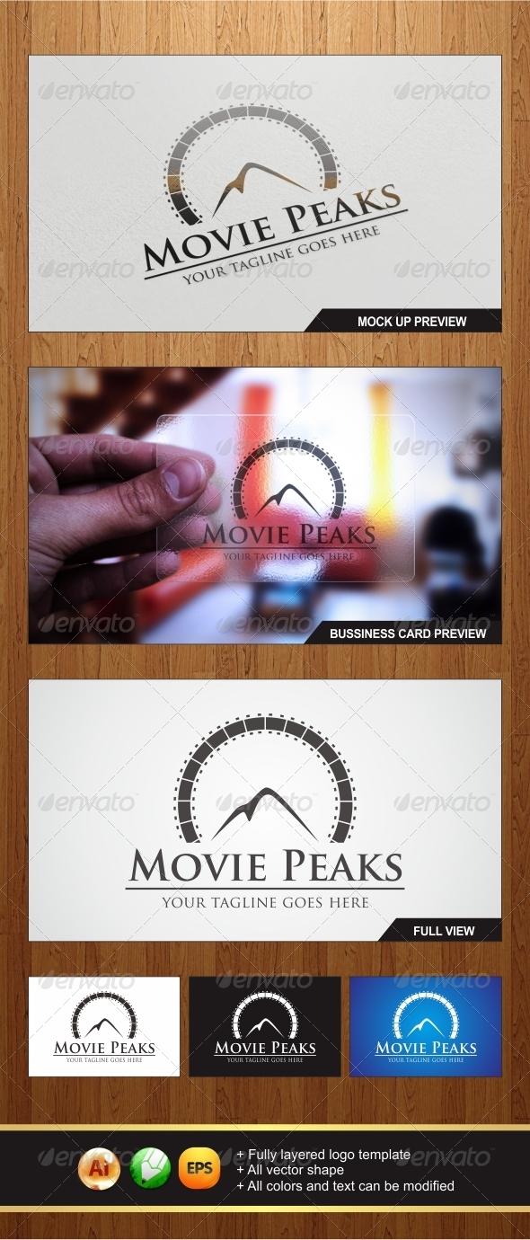 Movie Peaks Logo
