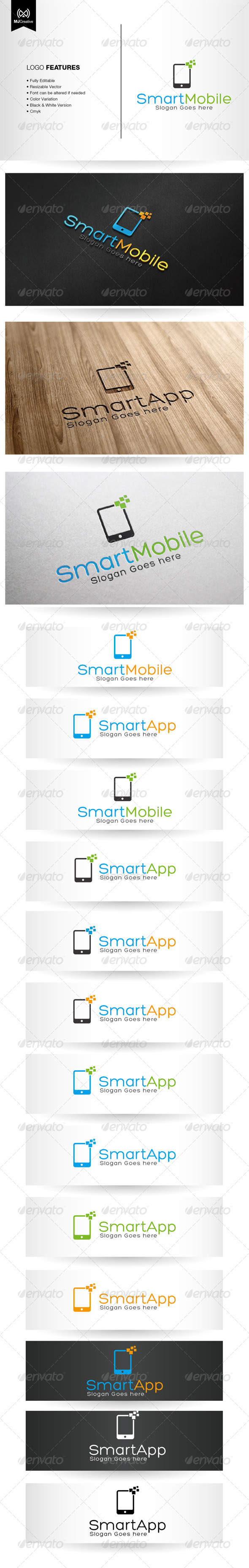 App and Mobile Logo