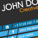 Director  Business Card  - GraphicRiver Item for Sale