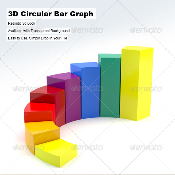 Graph 3D Graphics, Designs & Templates from GraphicRiver