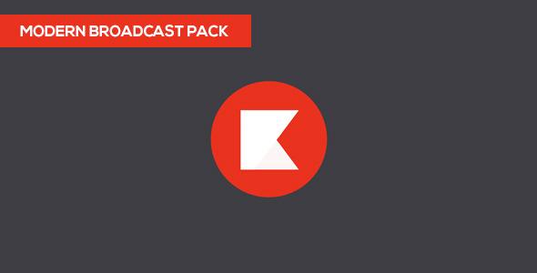 Modern Broadcast Pack