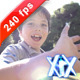 Young Boy Waving - VideoHive Item for Sale