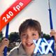 Young Boy On Swing - VideoHive Item for Sale