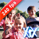Children Waving At Camera - VideoHive Item for Sale