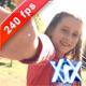 Young Girl Waving At Camera - VideoHive Item for Sale