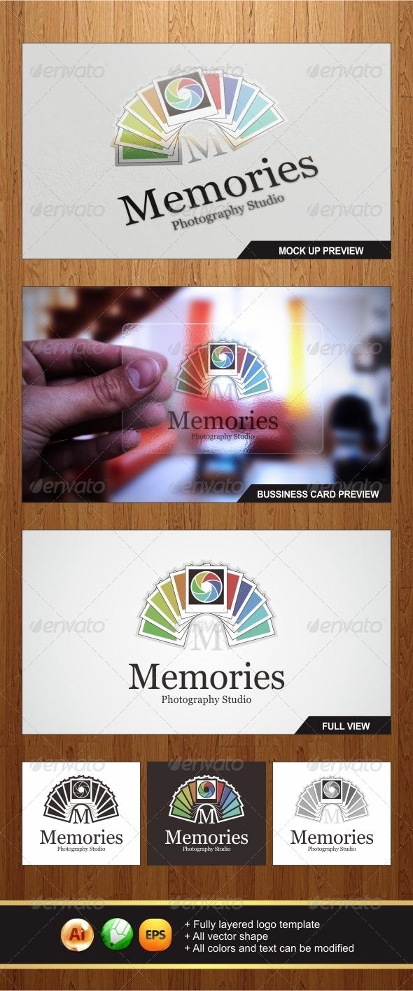 Memories Photo Logo 2