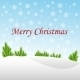 Winter Christmas Background - GraphicRiver Item for Sale